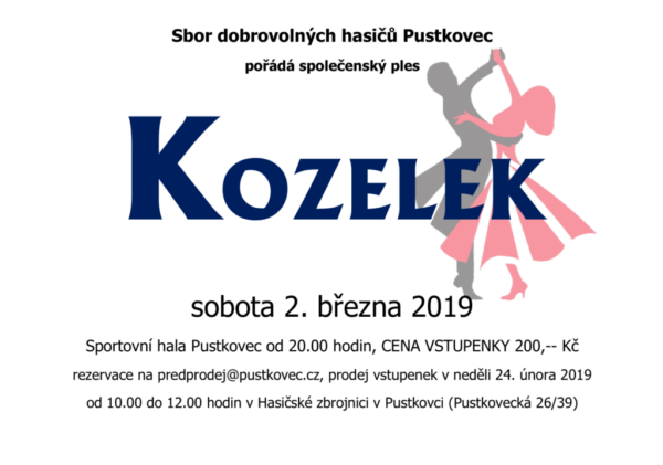 Kozelek 2019